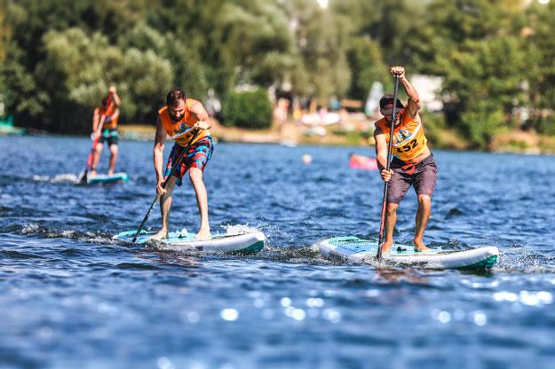 В Красноярске пройдут соревнования по SUP-сёрфингу