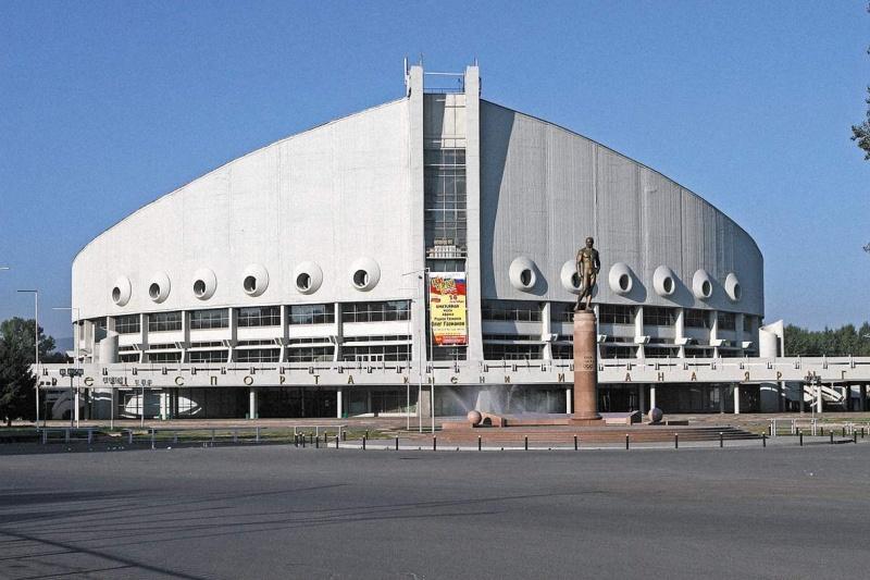дворец ярыгина фото красноярск
