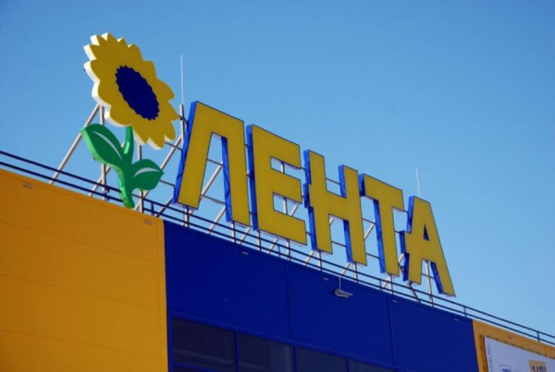 Пятый посчету магазин сети «Лента» построят направобережье Красноярска