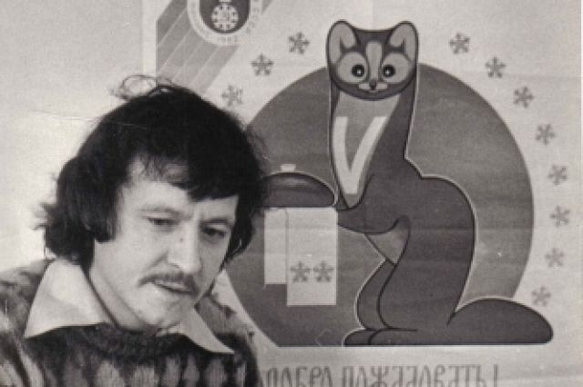 Скончался популярный художник-анималист автор соболька Кеши уроженец Красноярска Виктор Бахтин