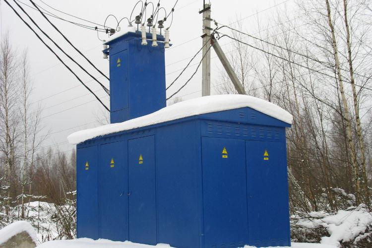 Красноярские воришки отрубили отэлектричества 25 домов
