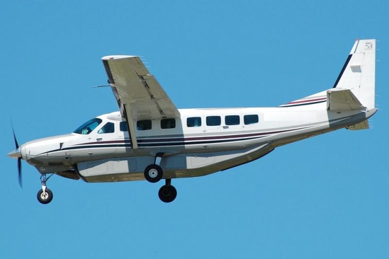 ВКрасноярском крае самолет получил повреждения при попытке взлететь