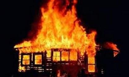 Три человека погибли вдоме из-за небрежного обращения с огнём