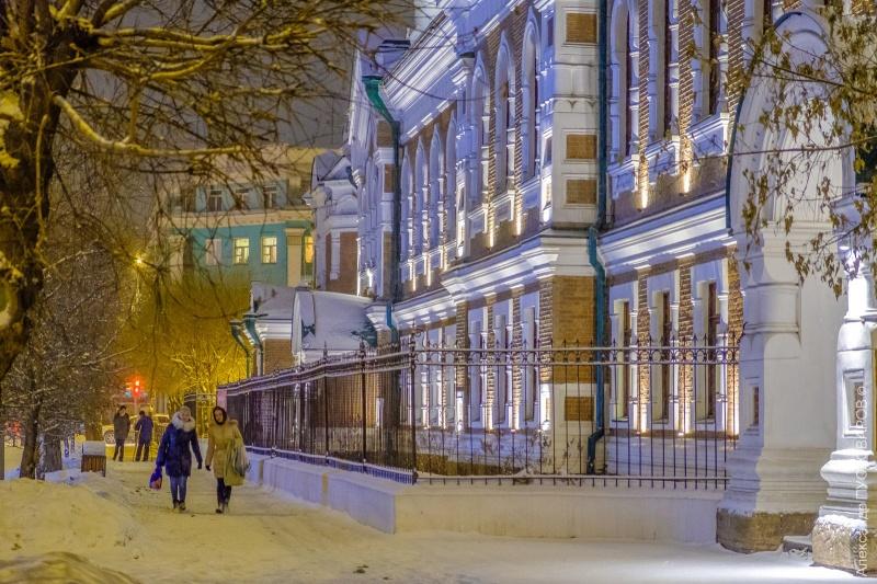 Вновогоднюю ночь вКрасноярске предполагается минус 6 градусов