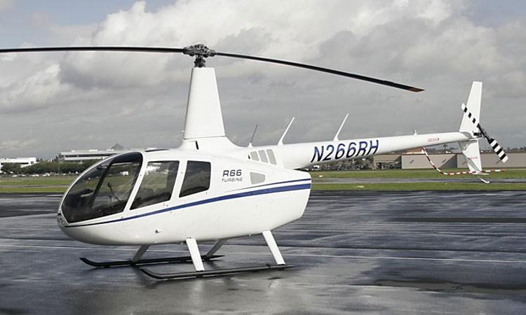 Уголовное дело возбуждено пофакту жесткой посадки вертолета Robinson вКрасноярском крае