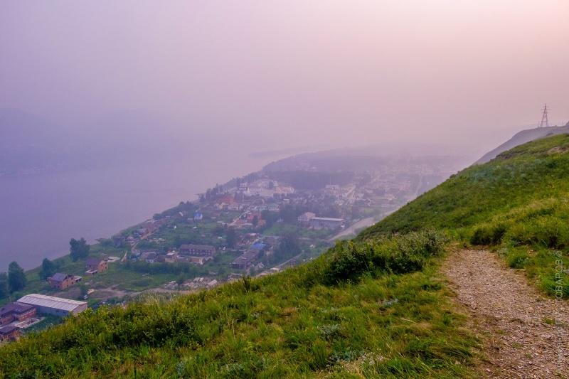 ВКрасноярском крае действует 18 лесных пожаров