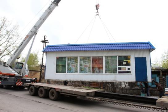 600 предпринимателей  изКрасноярска выступили против переноса павильонов