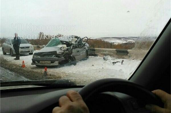 Под Красноярском в трагедии погибла 17-летняя девушка
