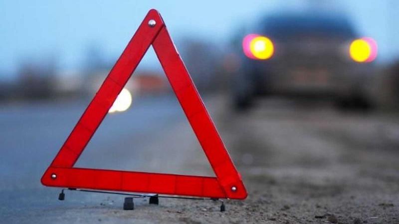 Натрассе вЕрмаковском районе столкнулись вседорожный автомобиль игрузовик