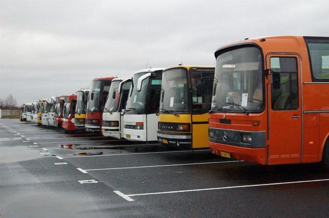 Вкрае междугородний перевозчик неимеет лицензии