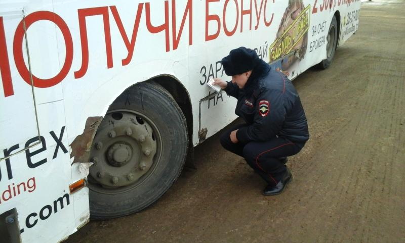 Каждый четвертый автобус вКрасноярске неисправен