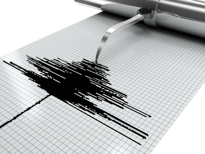 ВКрасноярске было зафиксировано землетрясение магнитудой 3,4 балла