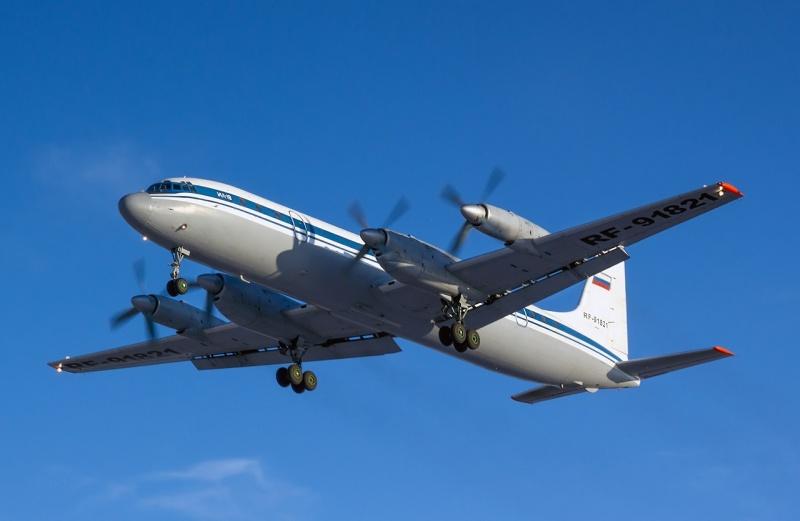 Впроцессе крушения Ил-18 вЯкутии никто не умер