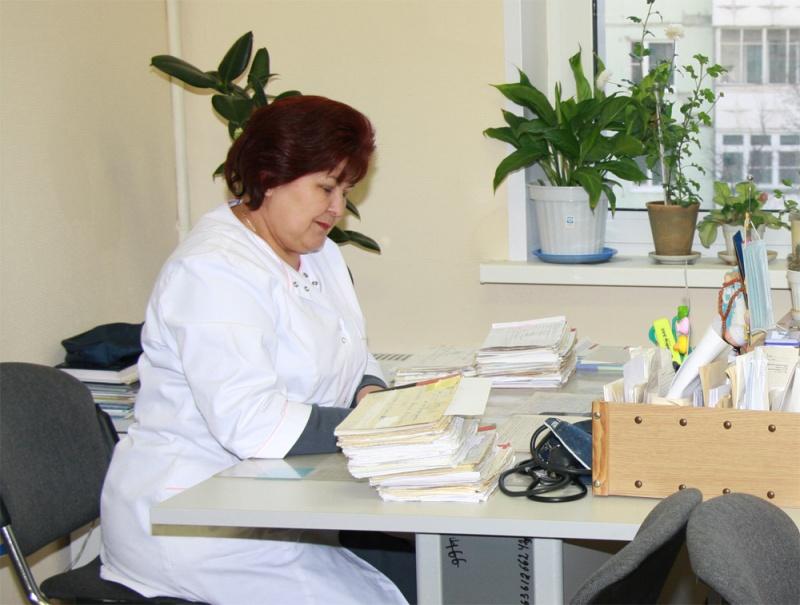 Вакансии участкового терапевта в москве