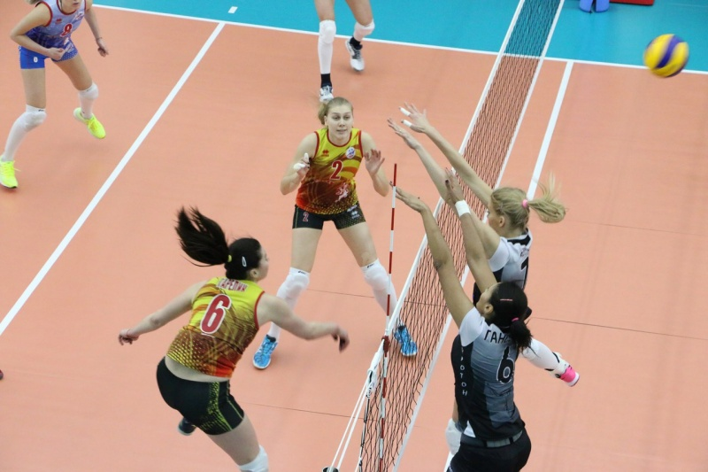 Женский Vkontakte.ru «Енисей» одержал победу 1-ый матч после ухода основного тренера