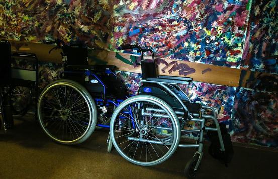 Счетная палата: русские инвалидные коляски оказались дороже импортных