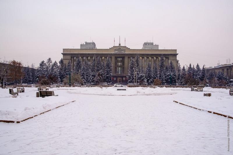 ВКрасноярск срабочим визитом прибыли сотрудники руководства Фонда содействия реформированию ЖКХ
