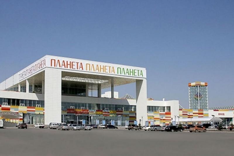 ТРЦ «Планета» в Красноярске не