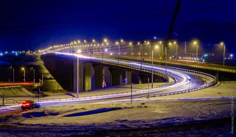 Результаты торгов настроительство съезда с4 моста аннулированы