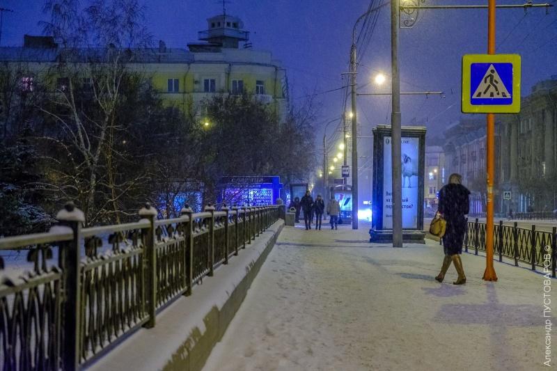 Поимеющимся достоверным сведениям синоптиков, вКрасноярске резко похолодает