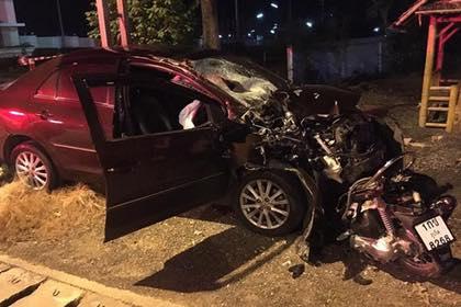 В Пхукете в ДТП устроенном пьяной кореянкой погибли два туриста из Красноярска