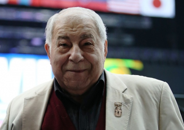 Легендарный тренер поборьбе Дмитрий Миндиашвили попал в поликлинику