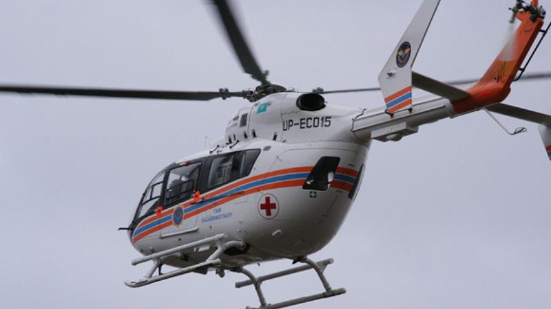 Две вертолетные площадки построят вКрасноярске для эвакуации экстренных пациентов