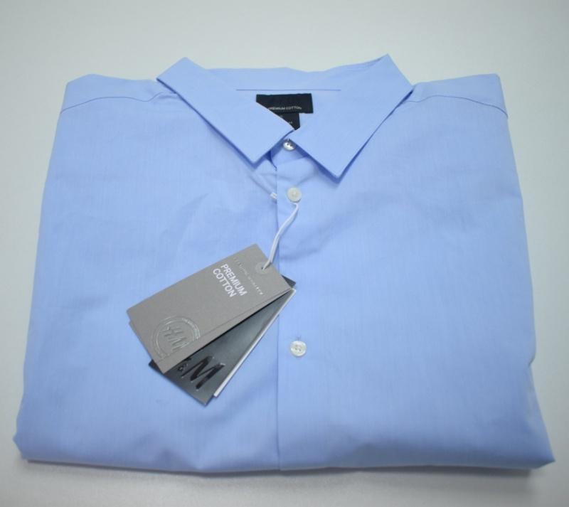 Вмагазинах Красноярска найдены небезопасные мужские рубашки