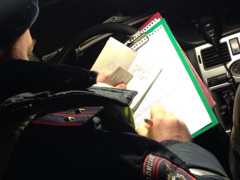 ВКрасноярске благодаря бдительности городских жителей задержали нетрезвого водителя