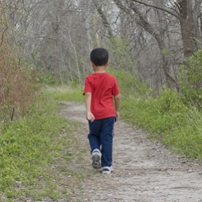 ВЖелезногорске полицейские отыскали восьми летнего ребенка, ушедшего издома