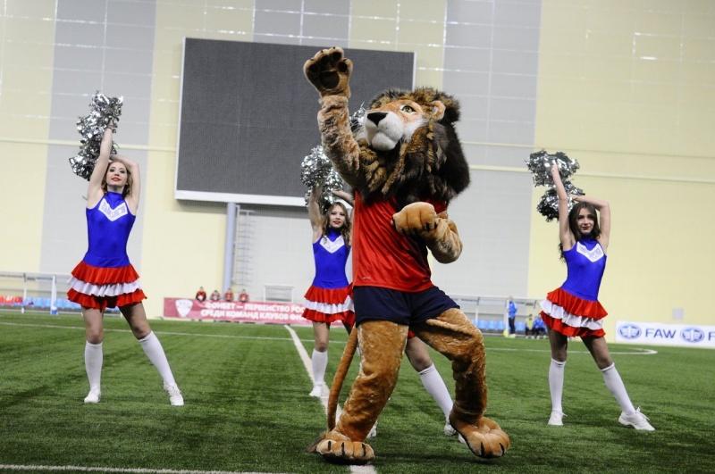 ВКрасноярске футболисты «Енисея» обыграли калининградскую «Балтику»