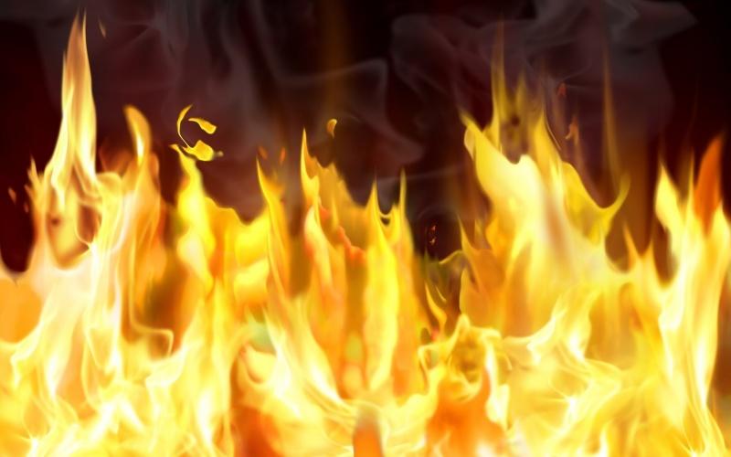ВКрасноярске при пожаре погибла пятилетняя девочка
