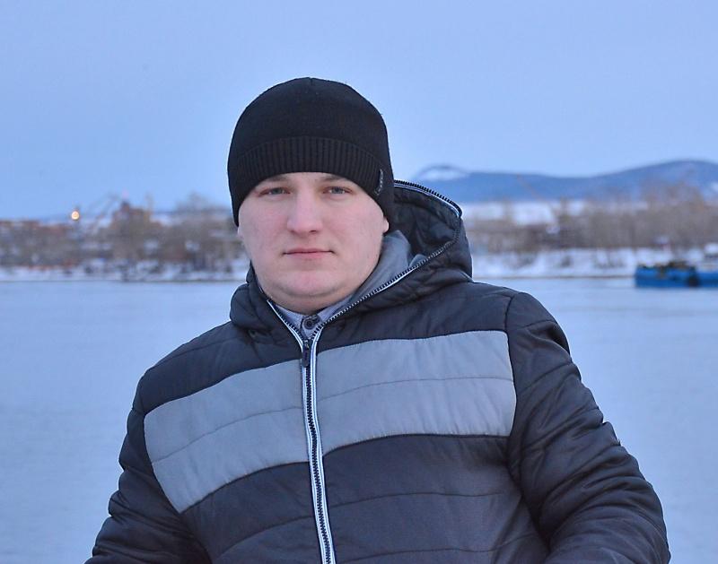 Молодой парень приехал наработу и пропал — Красноярск
