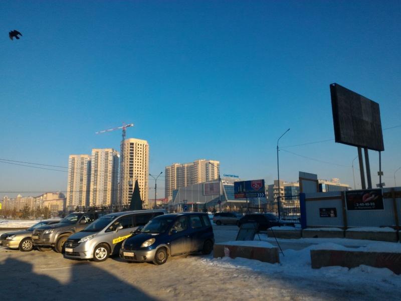 Капиталовложения встроительство жилья вКрасноярске растут, аспрос падает