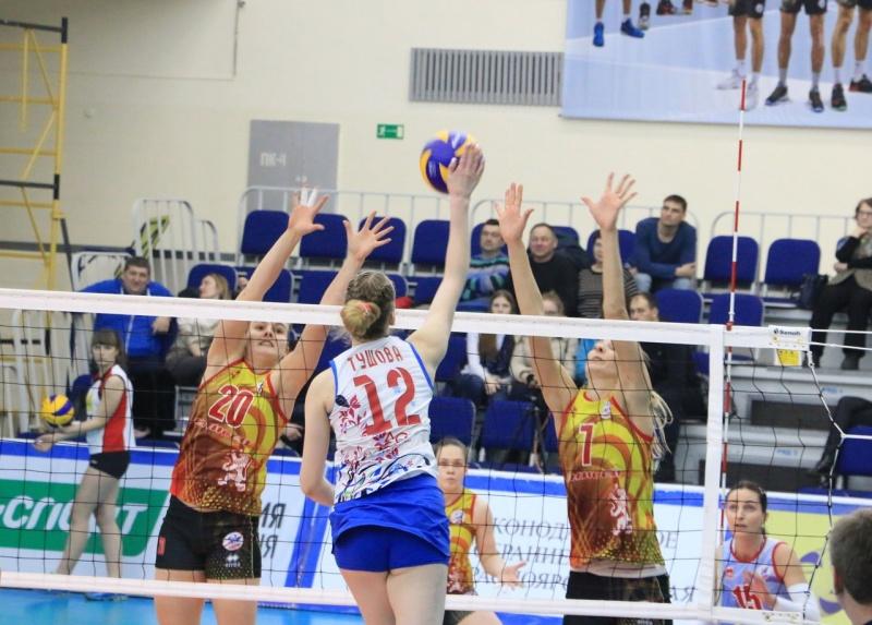Волейболистки «Динамо» Краснодар завершили чемпионат Российской Федерации на4-м месте
