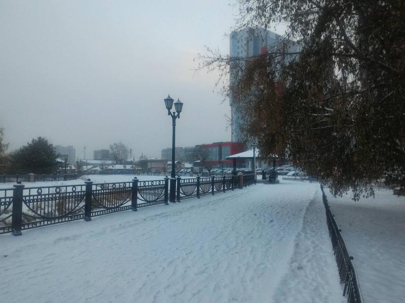 ВКрасноярске потеплеет на20°C— Морозы отходят