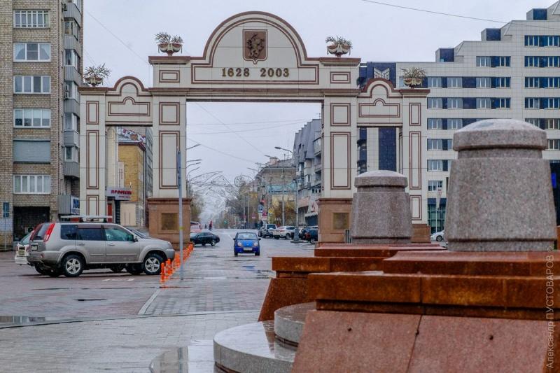 ВКрасноярске назначен главный художник города