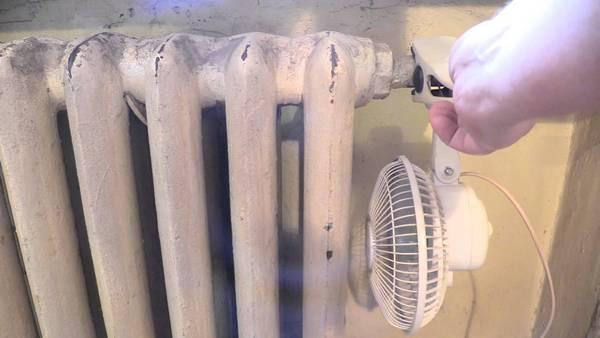 Как сделать батареи в доме теплее