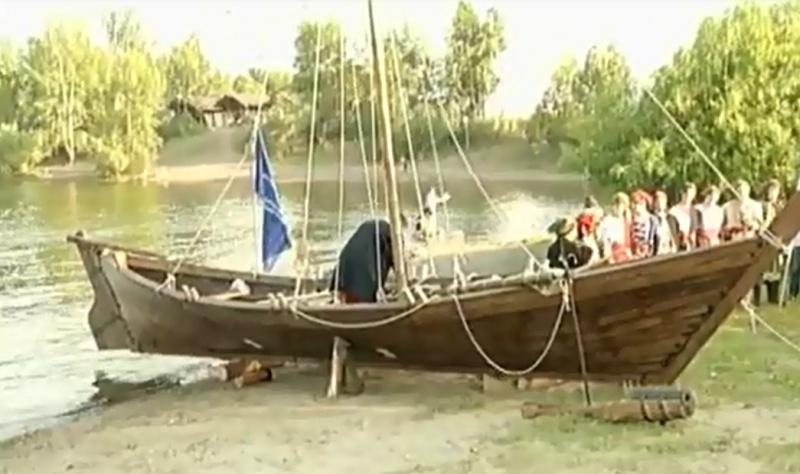 лодка струга