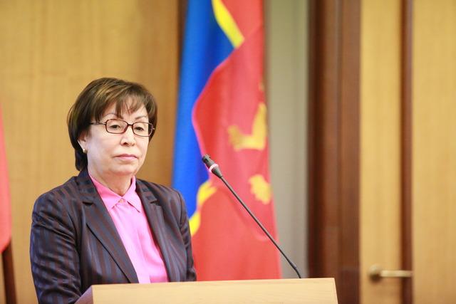 Председатель Контрольно-счётной палаты Красноярска вернулась на прошлый пост