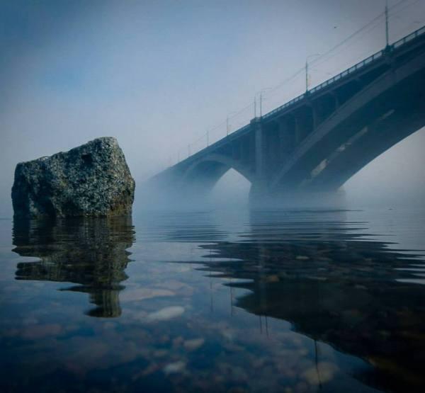 Красноярец потонул вЕнисее из-за разрушенной резиновой лодки