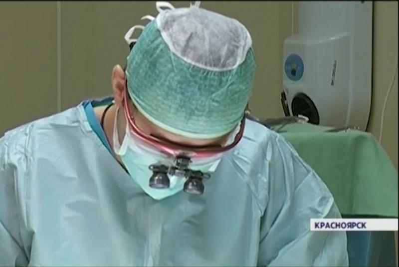 Красноярские хирурги спасли малыша с«половиной» сердца