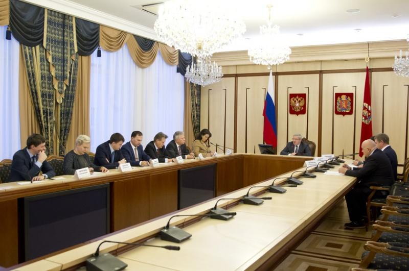 Красноярский край развивает сотрудничество с«Роснано»