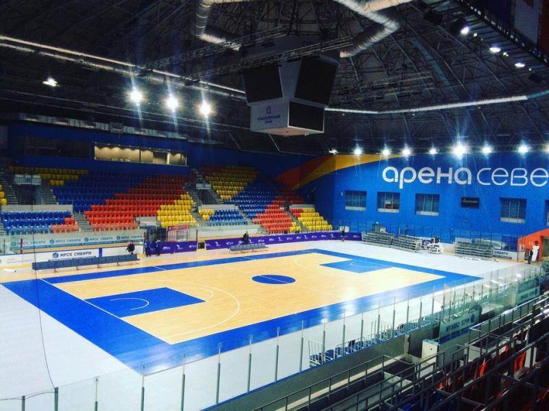 ЦСКА всвоем первом матче баскетбольной Единой лиги ВТБ обыграл «Енисей»