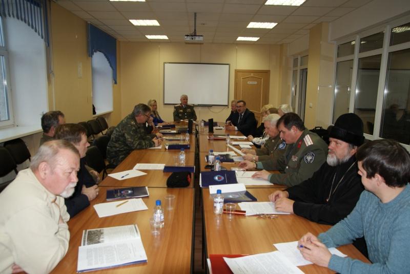 Казаки обсудили новую программу политической партии