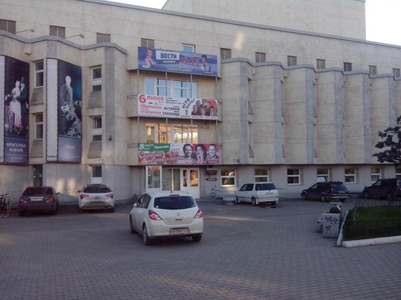 Новый главный кинорежиссер красноярского музыкального театра хочет обновить репертуар итруппу