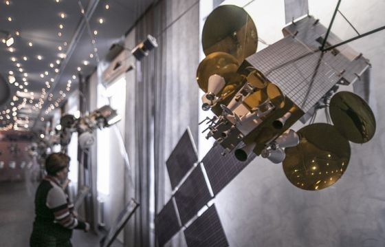 В РФ начали строить новые спутники связи «Экспресс»