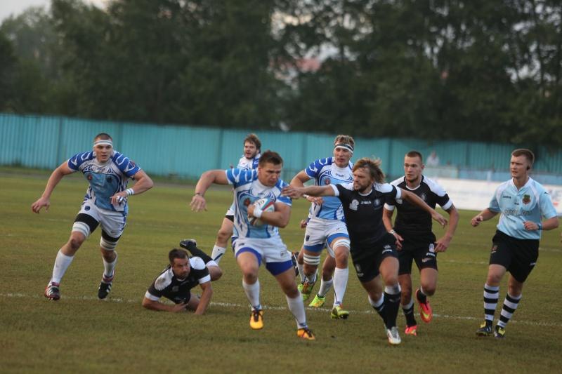 Регбийный клуб «Енисей-СТМ» проведет домашний матч с«Кубанью»
