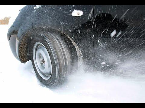 Красноярские полицейские не советуют водителям расставаться сзимней резиной